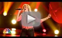 Olivia Henken - Two Black Cadillacs (The Voice Blind Audition)