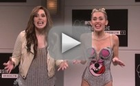 Miley Cyrus SNL Sketch