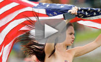 Presidents Cup Streaker Shocks Fans