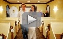 Bon Jovi Walks Fan Down the Aisle in Vegas