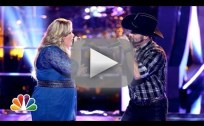 "Justin Chain vs. Shelbie Z.: ""Don't You Wanna Stay"" - The Voice Battle Round"