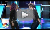 "Donna Allen vs. Tessanne Chin: ""Next to Me"" - The Voice Battle Round"