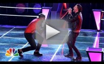 "Jacob Poole vs. Matthew Schuler: ""My Songs Know What You Did in the Dark"" (The Voice Battle Round)"