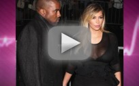 Kim Kardashian, Kanye West Clash Over Fashion