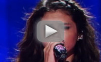 Selena Gomez: Crying Over Justin Bieber