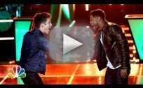 "James Irwin vs. Matt Cermanski: ""Counting Stars"" - The Voice Battle Round"