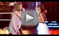 "Destinee Quinn vs. Lina Gaudenzi: ""Not Ready to Make Nice"" - The Voice Battle Round"