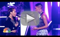 Cilla Chan vs. Holly Henry, Brandon Chase vs. Emily Randolph and Keaira LaShae vs. Tamara Chauniece (The Voice Battle Round)