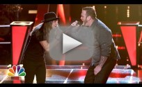 "Jonny Gray vs. Shawn Smith: ""Refugee"" - The Voice Battle Round"