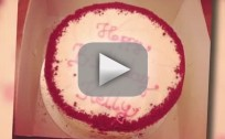 Kelly Osbourne Is Unimpressed With Lady Gaga's Birthday Cake