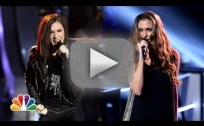 Kat Robichaud vs. Monika Leigh - The Voice Knockout
