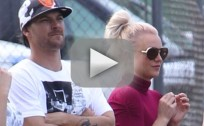 Britney Spears and Kevin Federline: Reunited (For Soccer Game)!