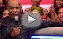 Mike Tyson Offers Advice to Chris Brown