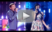 James Wolpert vs. Juhi - The Voice Knockout