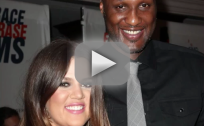 Khloe Kardashian and Lamar Odom: Spotted Together!