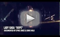 Lady Gaga - Dope (YouTube Music Awards)