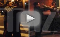 Josh Brolin Bar Fight