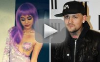 Miley Cyrus and Benji Madden Hook Up