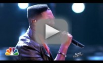 "Matthew Schuler: ""Wrecking Ball"" - The Voice"