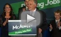 Terry McAuliffe Wins Close Virginia Governor's Race