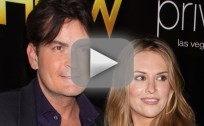 "Charlie Sheen RIPS Brooke Mueller, ""Italian Judge Anus-Brain"" Over Custody Ruling"