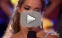 Elizabeth Berkley Eliminated on Dancing With the Stars