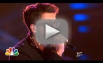"Will Champlin: ""Demons"" - The Voice"