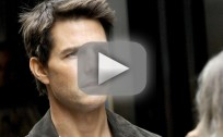 Tom Cruise: Acting in Movies Not Really Like Fighting in Afghanistan