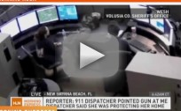 911 Dispatcher Arrested After Pulling Gun on Reporter