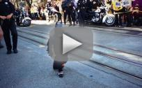 Batkid Makes Way Through San Francisco