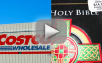 "CostCo Labels The Bible ""Fiction"""