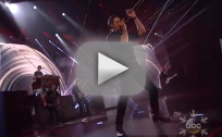 Luke Bryan American Music Awards Performance