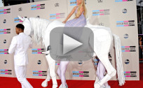 American Music Awards: Red Carpet Fashion!