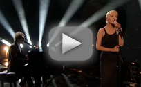 A Great Big World, Christina Aguilera AMA Performance