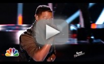 "Matthew Schuler: ""It's Time"" - The Voice"