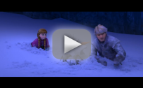 Frozen Trailer