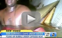 Man Survives 3 Days Underwater Alone Before Dramatic Rescue