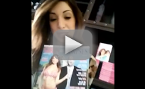 Farrah Abraham Plugs Girls & Corpses Cover, Defies Description