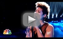 "Tessanne Chin: ""Bridge Over Troubled Water"" - The Voice"