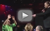 Justin Timberlake Helps Man Propose to Girlfriend in Concert: You Gotta See This!