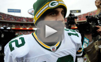 Aaron Rodgers Denies Gay Rumors