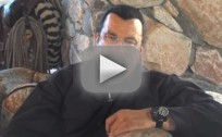 Steven Seagal: Will He Run for Governor?