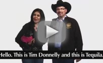 Maria Conchita Alonso Featured in Tim Donnelly Ad