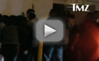 Justin Bieber Outside Miami Club
