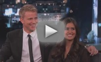 Sean Lowe and Catherine Giudici on Jimmy Kimmel Live (Part 1 of 2)