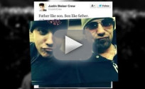 Jeremy Bieber, Justin Bieber Before Arrest