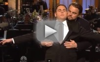 Jonah Hill and Leonardo DiCaprio Open SNL