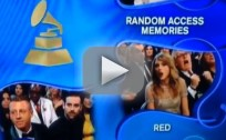 Taylor Swift at the Grammys: I Didn't Win?!?