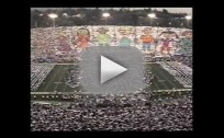 Michael Jackson Super Bowl XXVIII Halftime Performance