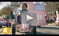 GoldieBlox Super Bowl Commercial